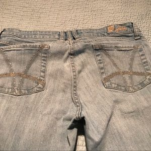 Size 12 Kut from the Kloth jeans.